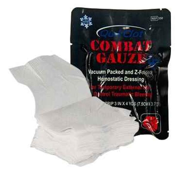 QuikClot Combat Gauze LE COMBATGAUZE 039241001507