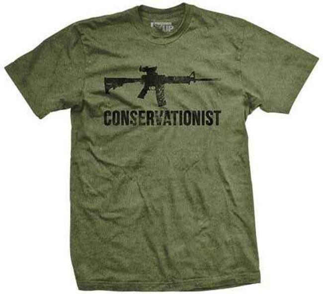 Ranger Up Conservationist Vintage Shirt RU1082