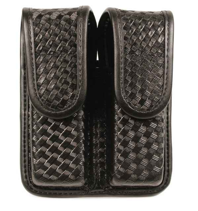 Blackhawk Double Mag Pouch - Glock 21, Basketweave