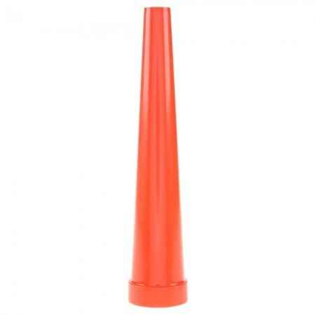 Bayco Red Safety Cone for 9500 and 9600 Series Flashlights 9600-RCONE 017398802260