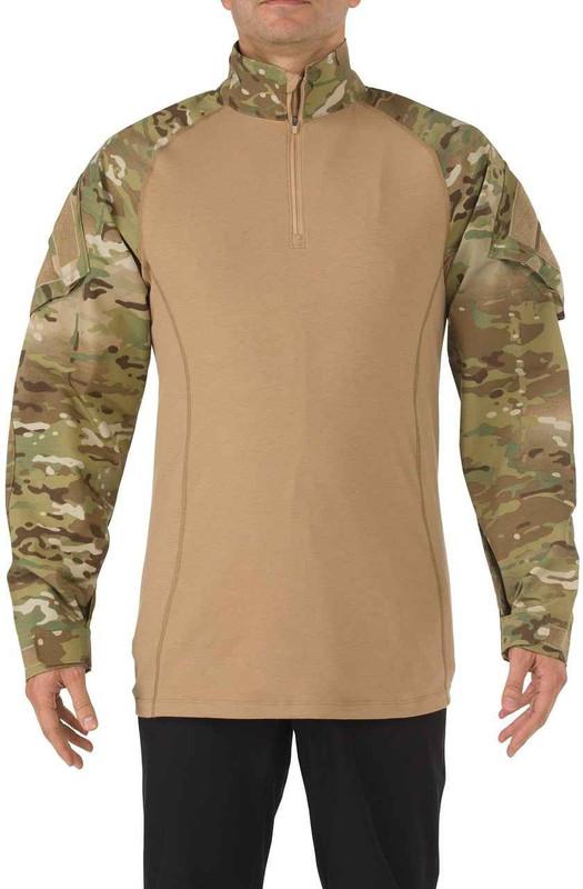 5.11 Tactical Mens Multicam TDU Rapid Assault Combat Shirt 72185 72185-51