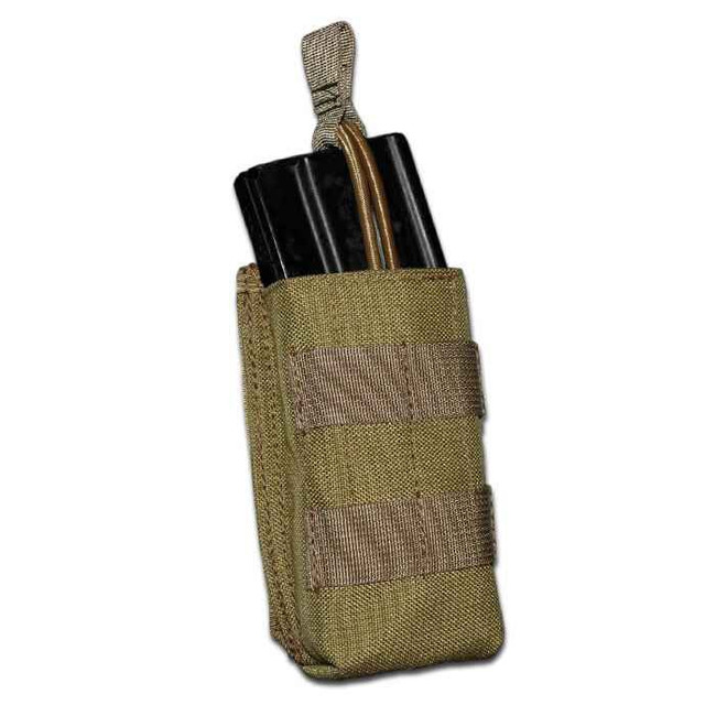 BDS Tactical Simple Stacker 1 Magazine Pouch 5.56/ 2.23 MSS1P