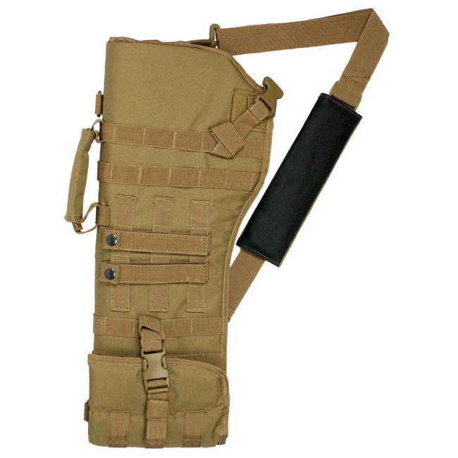 Red Rock Outdoor Gear MOLLE Rifle Scabbard 82-026 Coyote