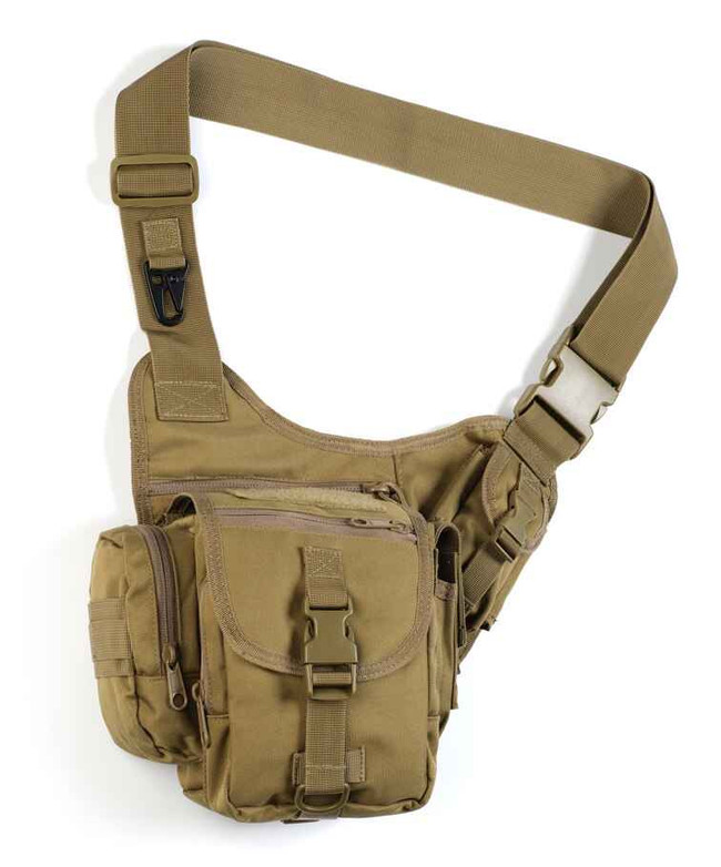 Red Rock Outdoor Gear Sidekick Sling Bag 80128 coyote