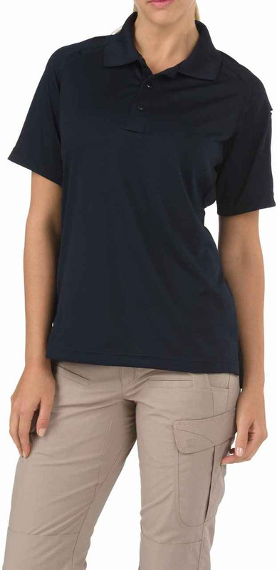 5.11 Tactical Womens Performance Short Sleeve Polo Shirt 61165 WOMENSPOLO-61165