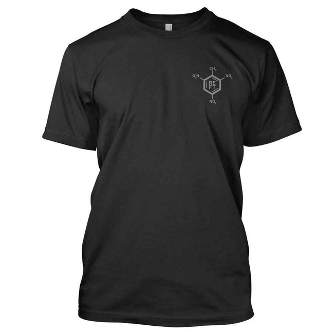 RE Factor Tactical Ultimate Motivational T-Shirt SMO