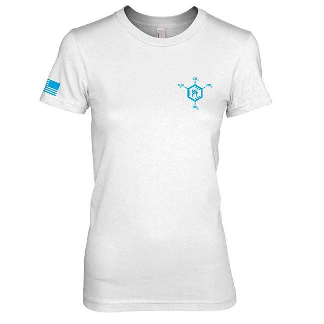 RE Factor Tactical Violence is the Answer Womens T-Shirt SVIW