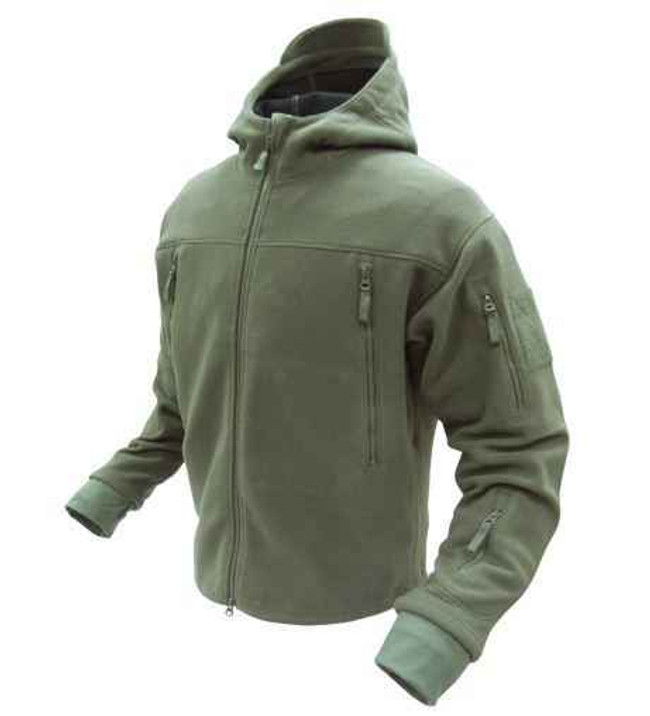 Condor Sierra Hooded Fleece Jacket Sale Price 605-TG
