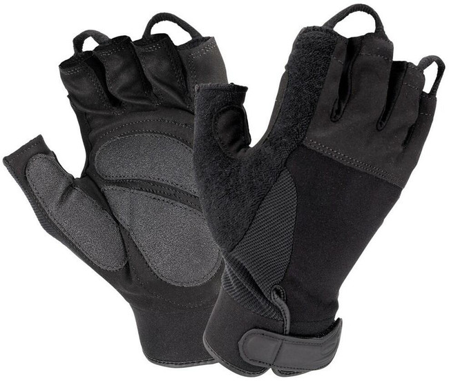 Hatch ShearStop Half Finger Cycle Glove HLG250