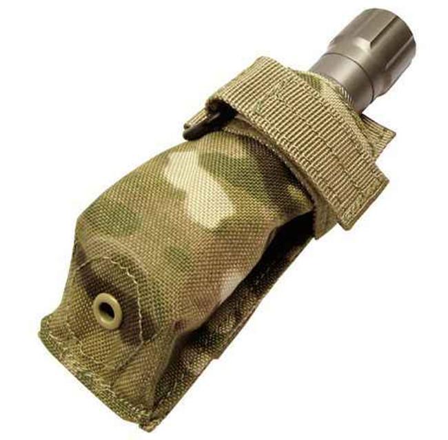 Condor MA48 MultiCam Flashlight Pouch MA48-008 022886048082