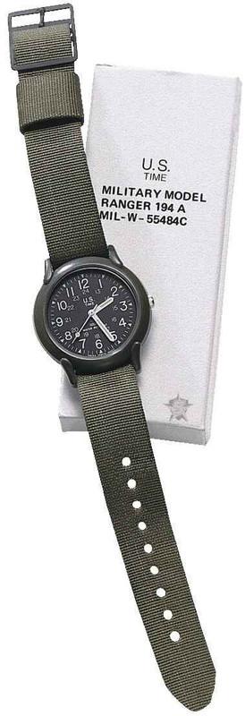 5ive Star Gear 194A Ranger Watch od green