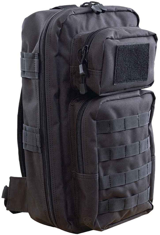 5ive Star Gear 3TS-5S Level-III Transport Sling Pack black front