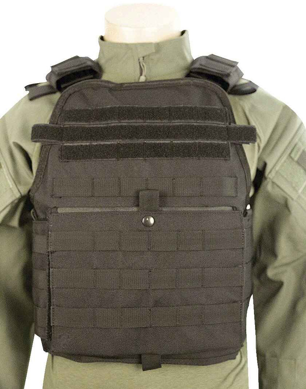 5ive Star Gear Bodyguard Plate Carrier feature