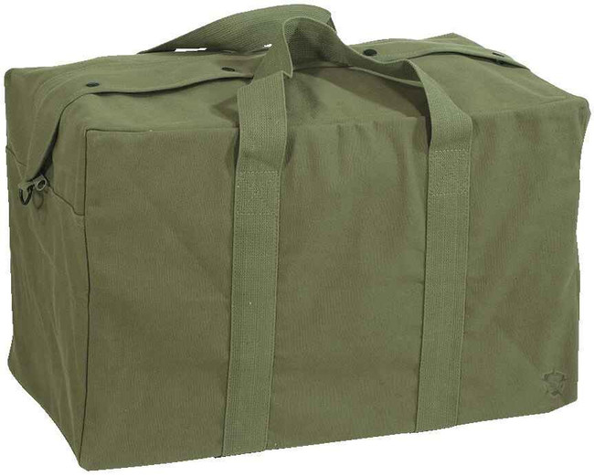 5ive Star Gear Parachute Cargo Bag od green