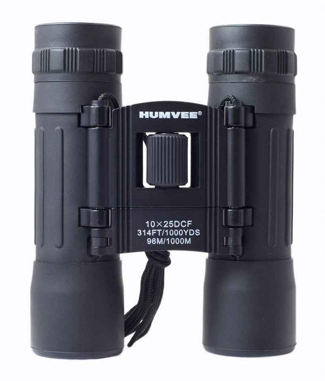 Humvee 10x25 Compact Binocular B-10X25B 024718221335