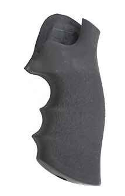 Hogue Grips Taurus Med/Large Frame Square Butt Rubber Grip 3525-HO 743108660003