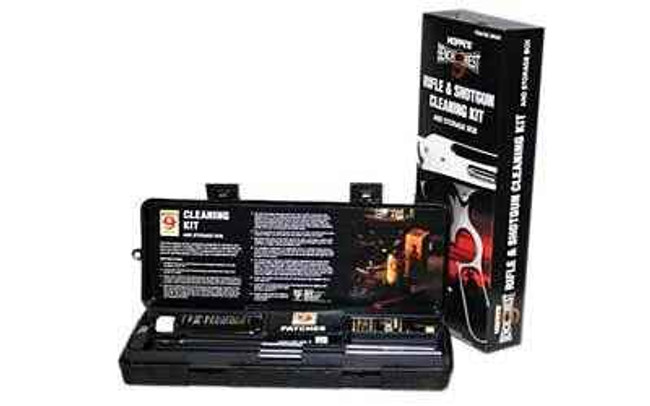 Hoppes 9 Bench Rest Cleaning Kit Universal Shotgun/Rifle Storage Box BRUO BRUO 26285514490