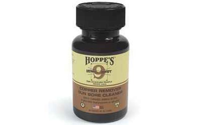 Hoppes 9 Bench Rest No 9 Liquid 4 oz Copper Solvent Glass Container BR904 BR904 26285512526