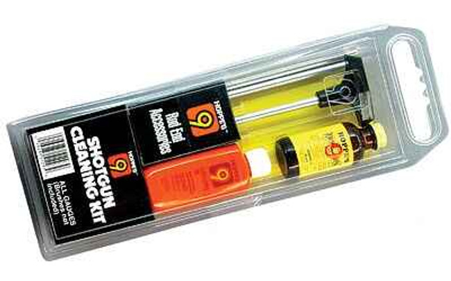 Hoppes 9 Cleaning Kit Universal Shotgun Clam Pack SGOUB SGOUB 026285512939