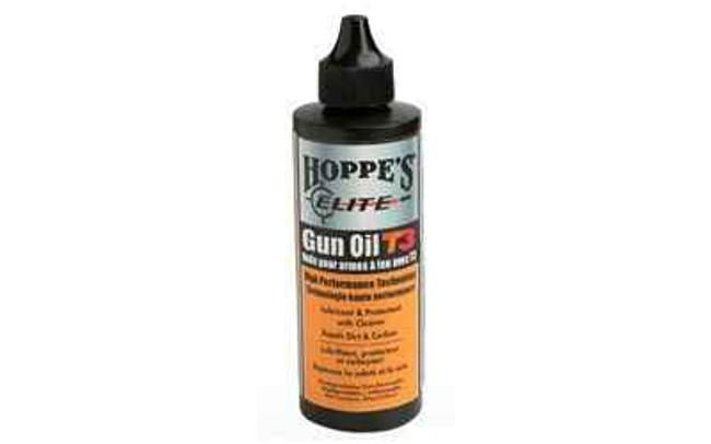 Hoppes 9 Elite Liquid 4 oz Gun Oil with T3 Bottle GOT4 GOT4 26285300055
