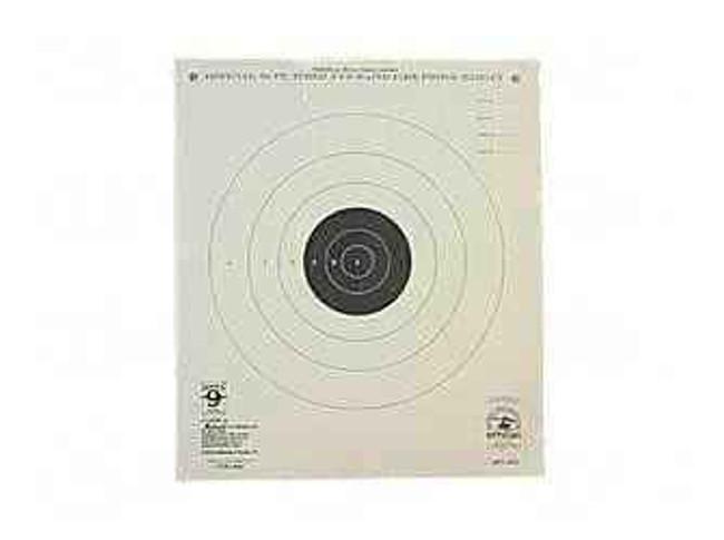 Hoppes 9 NRA B3 Target 50 Ft Timed/Rapid Fire 20/ Pack B3 B3 026285511697