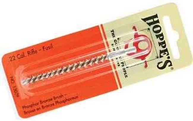 Hoppes 9 Phosphor Bronze Brush .22 Cal Rifle Blister Card 1303P 1303P 026285513882