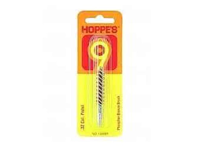Hoppes 9 Phosphor Bronze Brush 32Cal Pistol Blister Card 1306AP 1306AP 026285513929