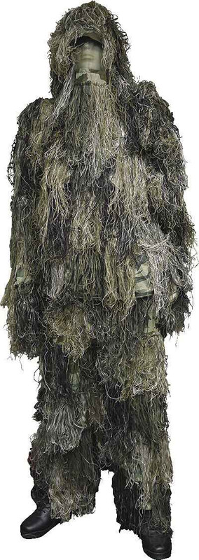 5ive Star Gear Camouflage Ghillie Suit GHILLIE
