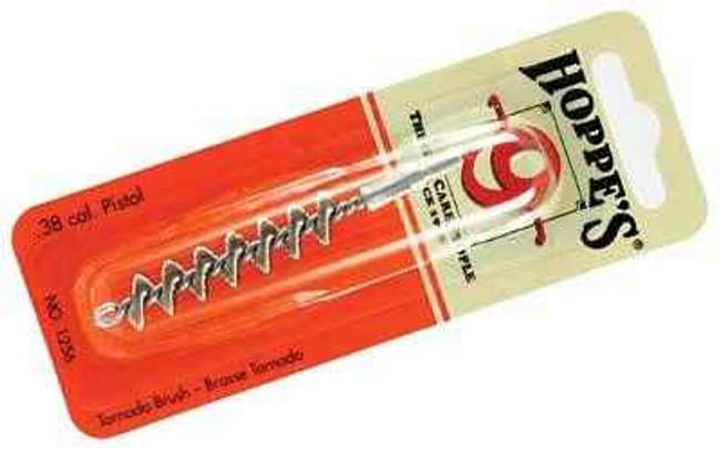 Hoppes 9 Tornado Brush 38Cal Rifle Blister Card 1256 1256 26285510935