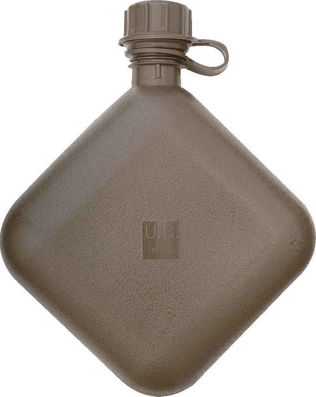 5ive Star Gear G.I. 2-Quart Collapsible Canteen