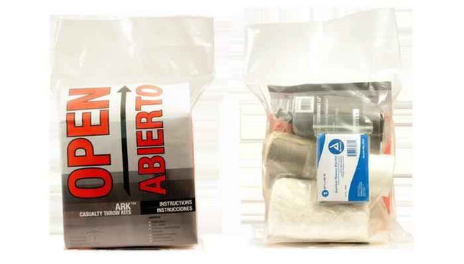 Tactical Medical Solutions TACMED ARK Casualty Throw Kit ARK-CTK 818630013709