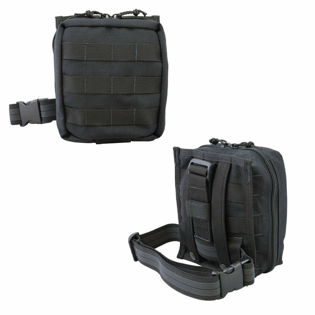 Tactical Medical Solutions Drop Leg Pouch - Basic Kit DLB
