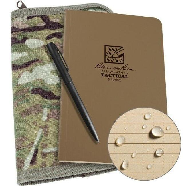 Rite in the Rain MultiCam Field Book Kit 980M-KIT