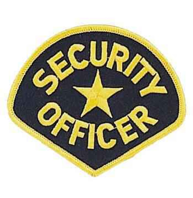 Rothco Security Officer Patch 1686-RO