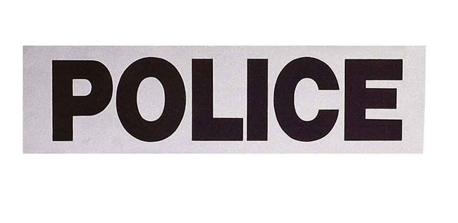 Rothco Reflective Tape - Police 1920-RO