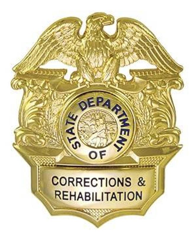 Heros Pride Department of Corrections Badge 4131 849204020212-main