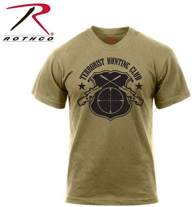 Rothco Terrorist Hunting Club T-Shirt 61570
