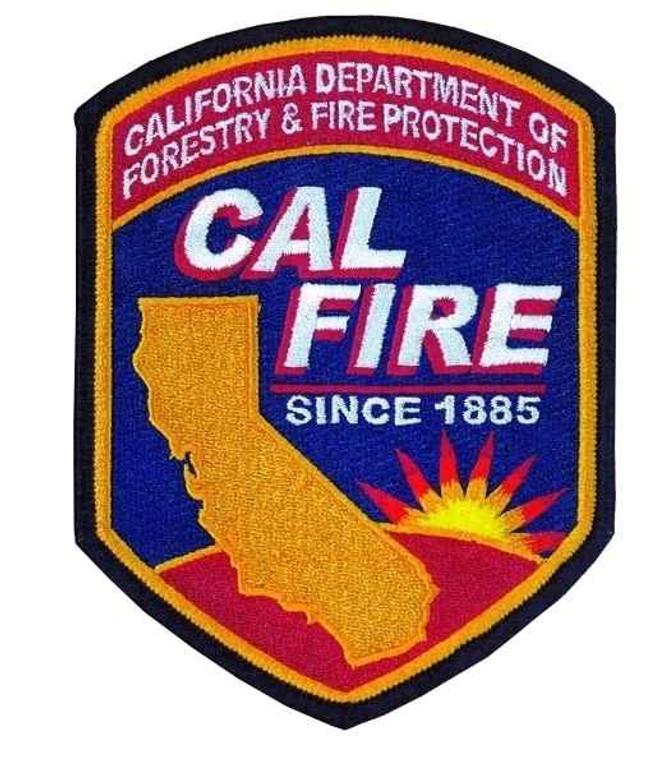 Heros Pride CAL FIRE Patch 5038-HP 0171200001277