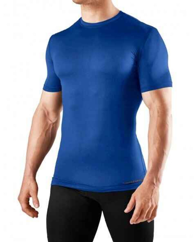 Tommie Copper Mens Recovery Compression SS Crew Neck Shirt 0801MR