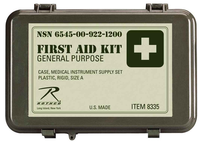 Rothco General Purpose First Aid Kit 8335 330167022462
