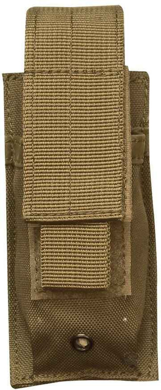 5ive Star Gear MPS-5S Single Pistol Mag Pouch coyote