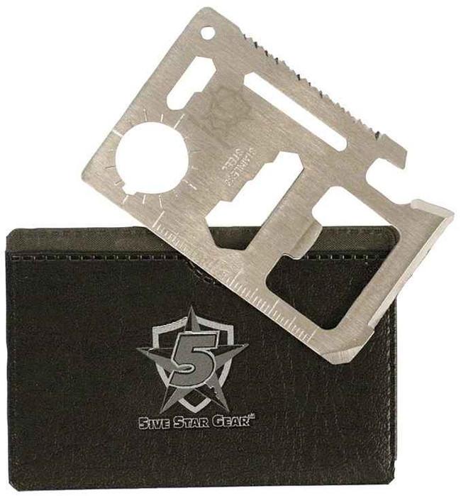 5ive Star Gear Multi-Purpose Pocket Survival Tool