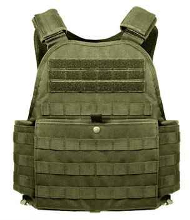 Rothco MOLLE Plate Carrier CARRIER-RO
