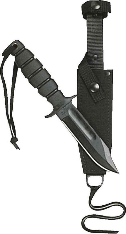 5ive Star Gear SP2-U.S.A.F. Combat Knife with Sheath