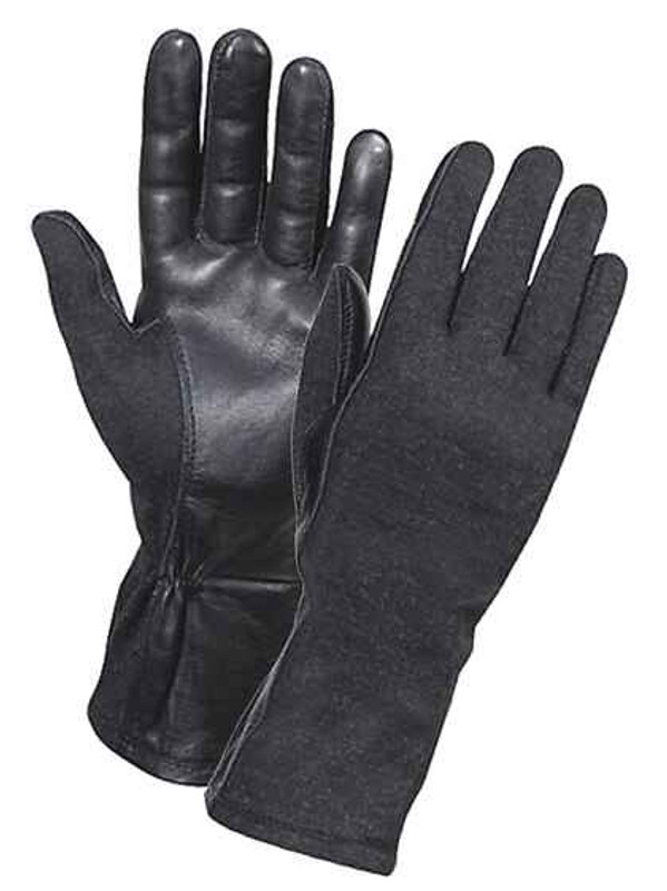Rothco GI Style Flame and Heat Resistant Flight Gloves FR-FLIGHT