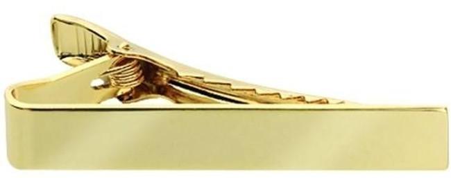 Hero's Pride Tie Bar - TIE-BAR - Gold