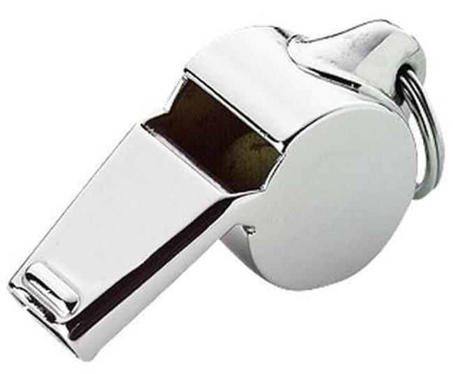 Heros Pride Whistle WHISTLE-HP - Silver - LA Police Gear