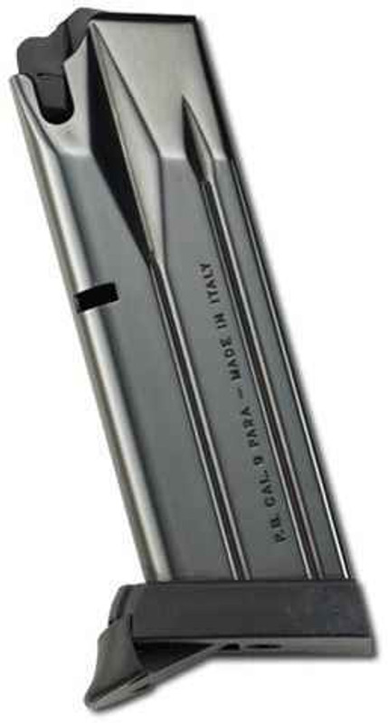 Beretta PX4 Storm Sub-Compact 9mm 13 Round Magazine with Finger Rest JMPX4S9E 82442820569