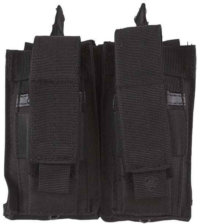 5ive Star Gear TOT-5S Double OT M4/M16 Mag Pouch black front