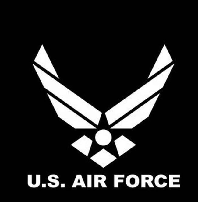 Rothco Military Vinyl Window Decal MILITARY-DECAL